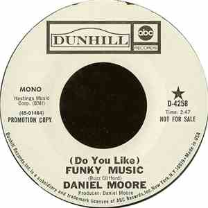 Daniel Moore - (Do You Like) Funky Music download